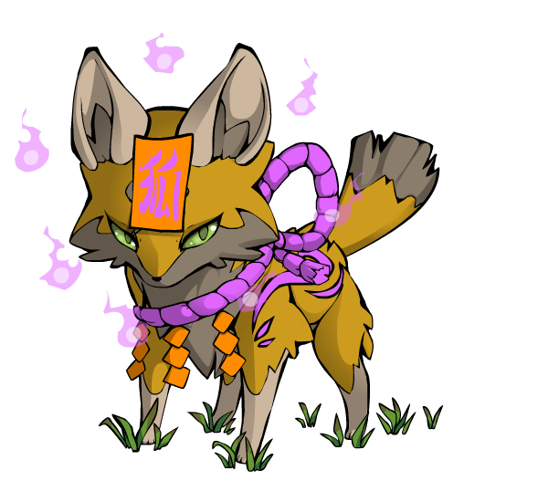 30 points Fox Adoptable (OPEN) by MLPFIMFans2006