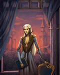 Lady by Yomi-Ferus