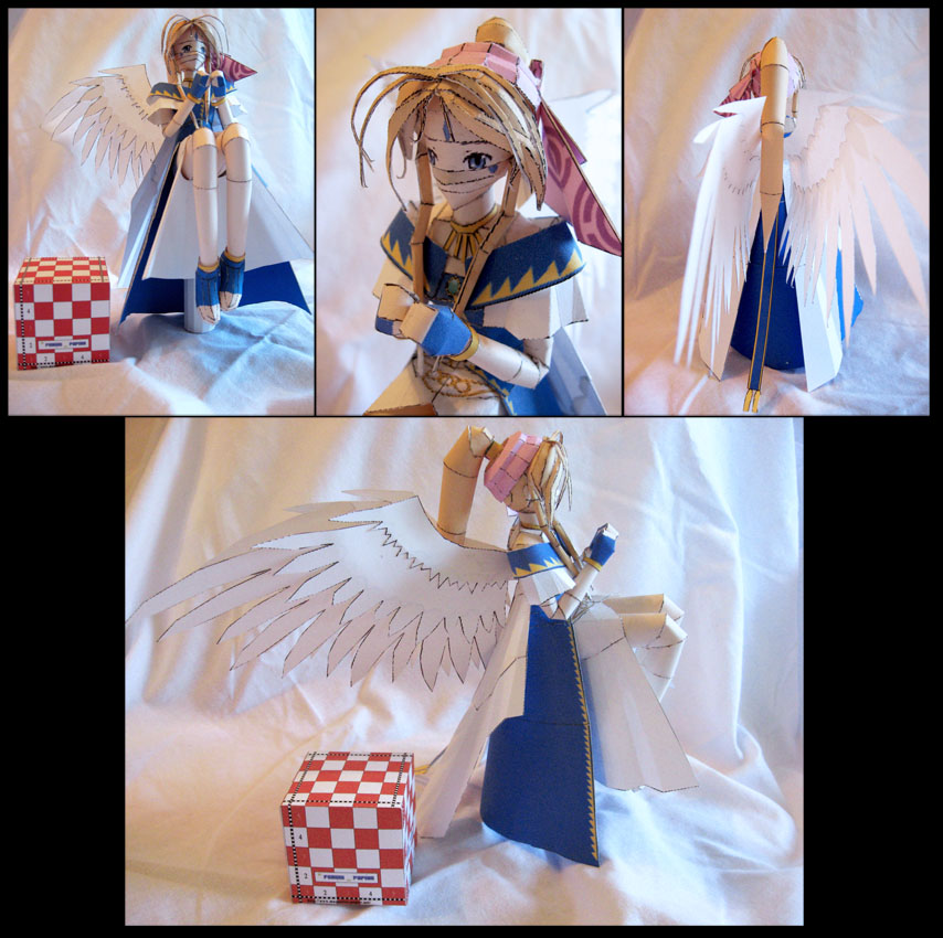 Belldandy by MakenXXX