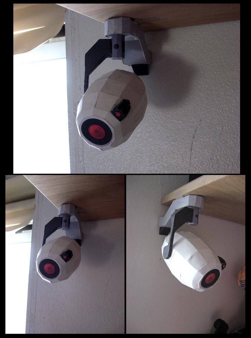 Portal - Security Camera by MakenXXX
