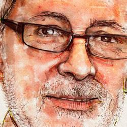 Retrato. Jorge Consuegra by letramuda