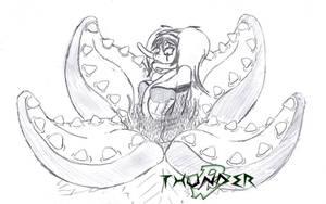 New Girl Nom Nom Nom by thunder-rw