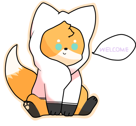 [welcome] by Foxpokes