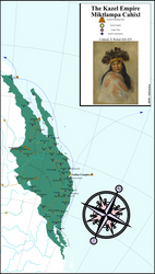 Kazel Empire in 426