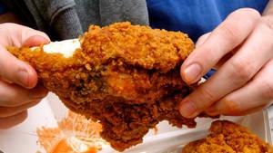 Cajun Fried Chicken