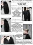 Tutorial: Hair for dreads