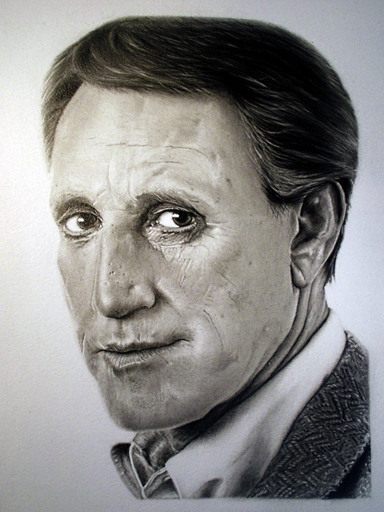 Roy Scheider by Elysiumshadow on DeviantArt