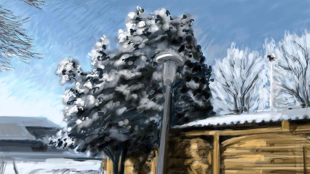speed001-Wintergarten by anakinikkee