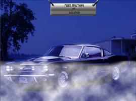Ford Mustang by Dalabad