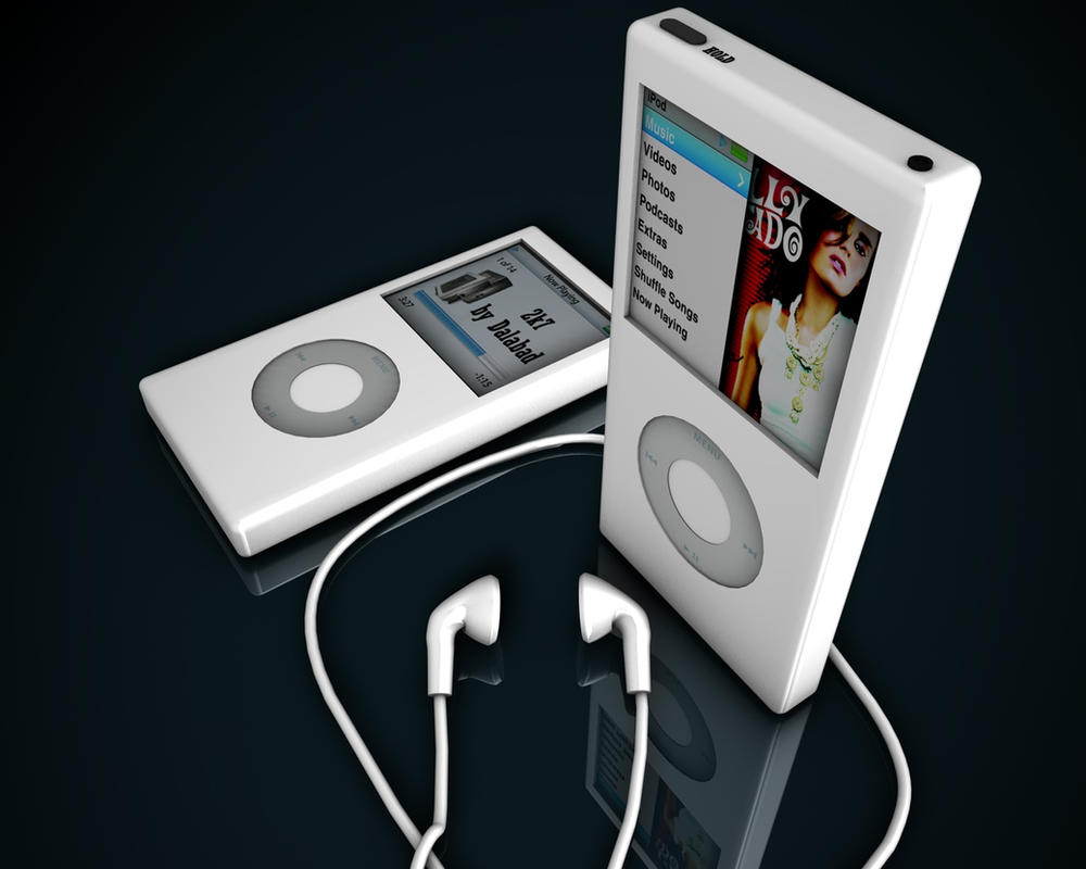 Ipod Video-Tutorial Cinema 4D by Dalabad