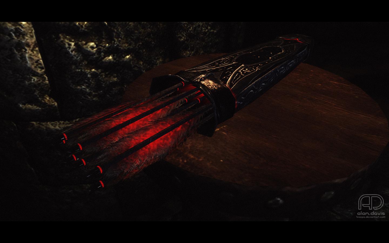 Skyrim - How to BUY Unlimited Daedric Arrows - YouTube |Daedric Arrows