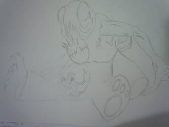 Alex Pardee Digested Children Bear by reaper123546
