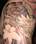 Flower sleeve - Update