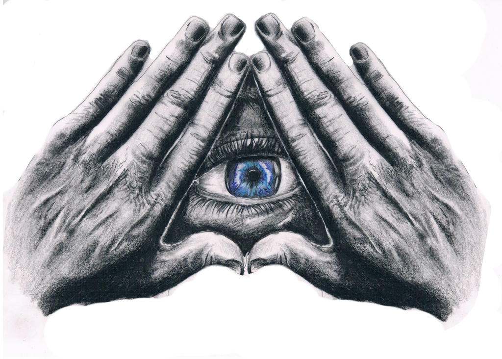 The All Seeing Eye By DasMatzori