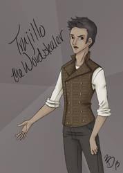 Trujillo the Wordstealer
