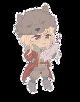 [c] wolf by DayKuronuma