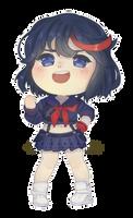 Ryuko by DayKuronuma