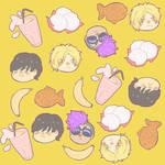 Banana by DayKuronuma