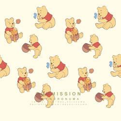 [C] Winnie the Pooh by DayKuronuma