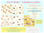 [Open] Patterns Commission