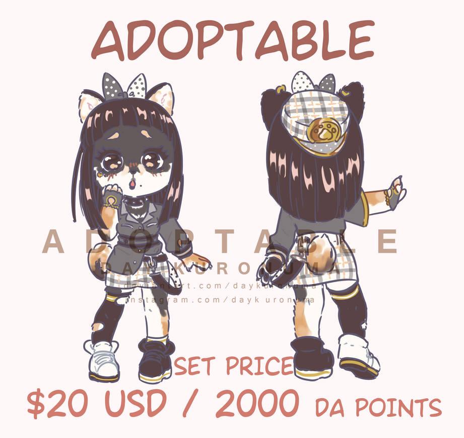 OPEN | adoptable