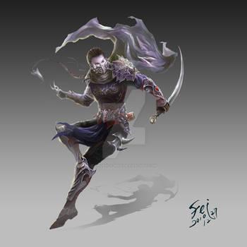 Eastern Assassin