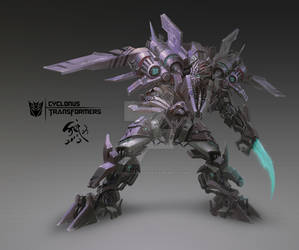 Transformers-Cyclouns