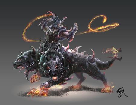 Hell Guardian V2