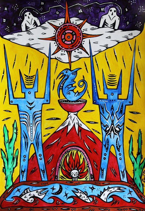 Children of Iron Gods by retransmission