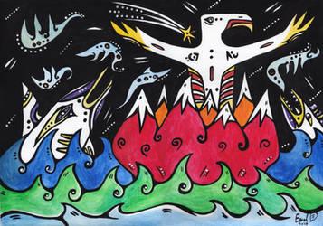 Spirit of the island by retransmission