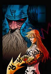 Rey Demonio by montecorp