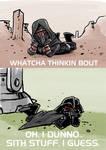 WHATCHA THINKIN BOUT