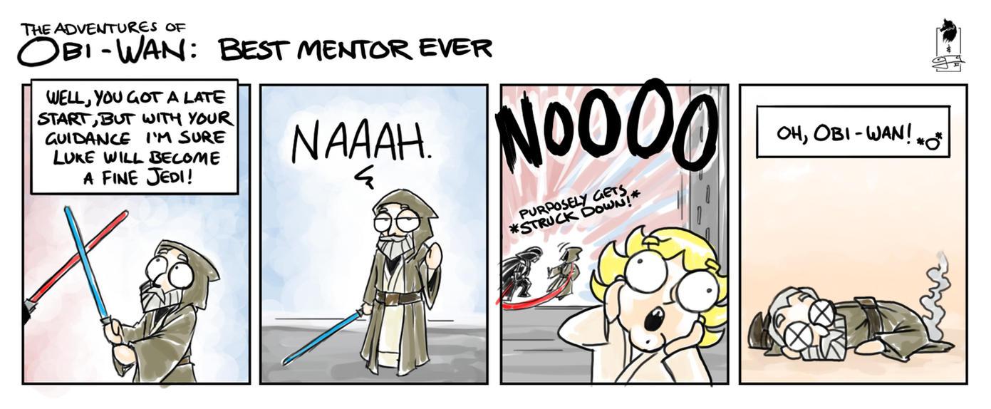 Oh Obi-Wan 3 by TeamAwesome-go