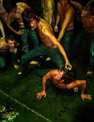 Fight Club 1 by chuckhead