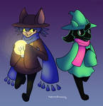 Look at These Good Boys by iPerkis