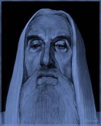 Saruman by Shishkina