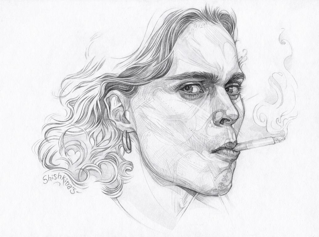 Ville Smoking by Shishkina