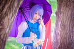TouHou Project - Tatara Kogasa cosplay p2