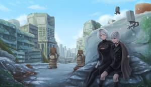 NieR:Automata - Treasure