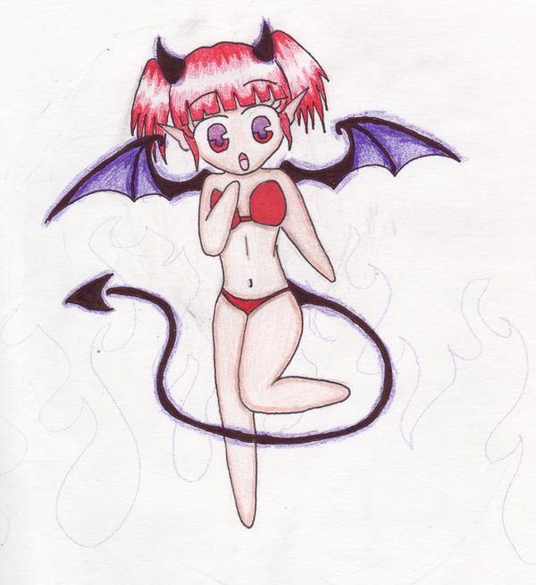 devil chibi - photo #5
