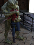 Claire Vs The Frogman4