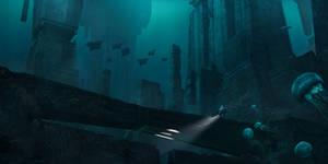 Underwater - by Carles Marsal