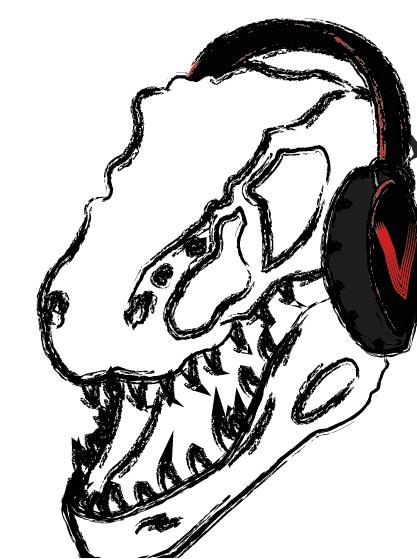 Velociraptor by FISHYANTICS