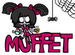 Undertale - Muffet by CandyHeart567