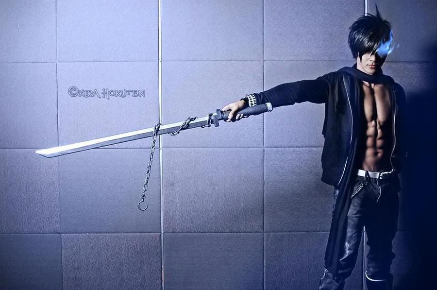 Black Rock Shooter Kaito by surberus666 on DeviantArt