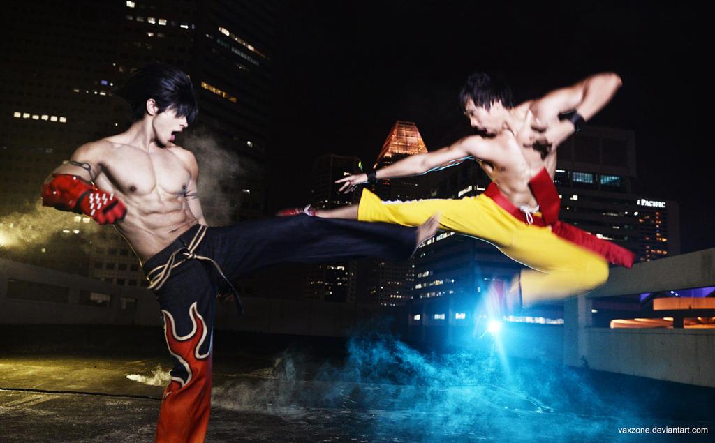 Tekken by surberus666