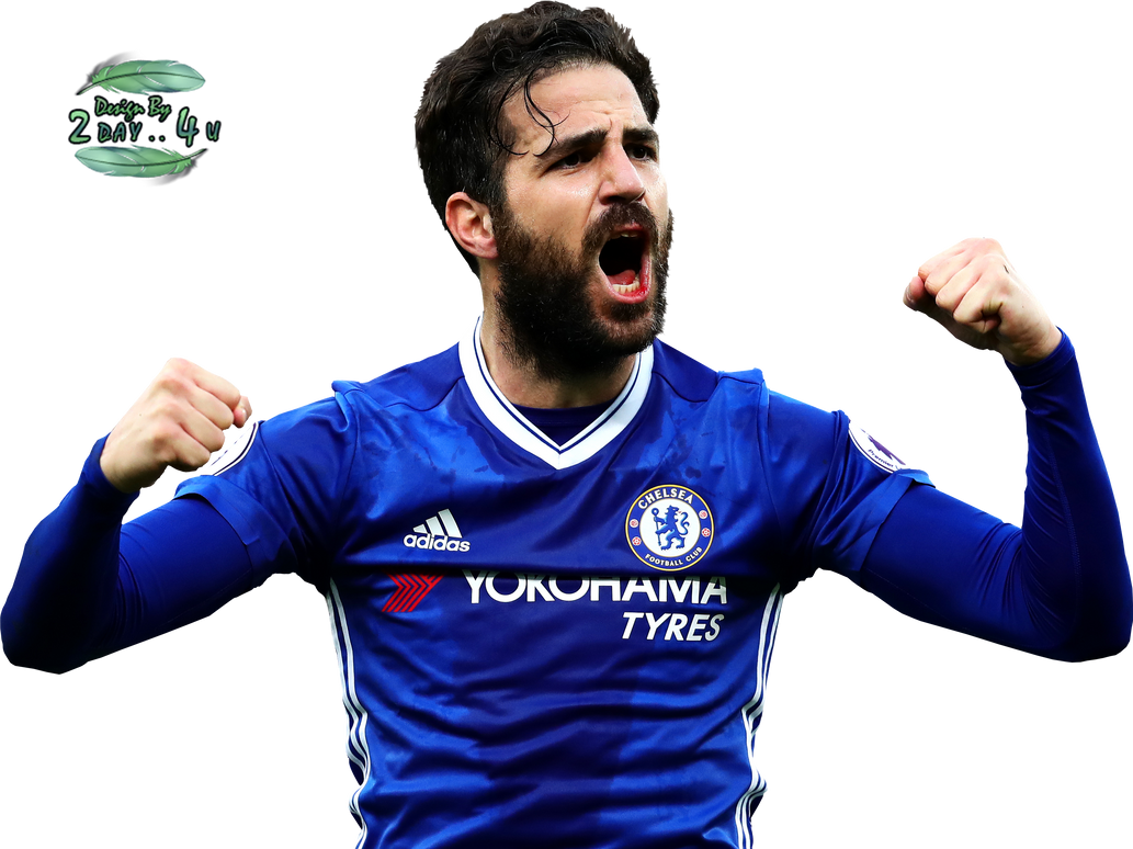 Cesc Fabregas render by 2DAY--4U on DeviantArt