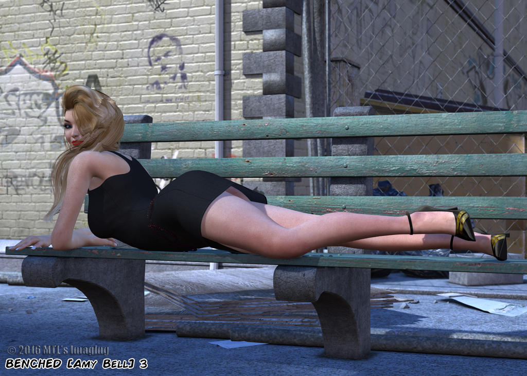 Benched 3 - Amy Bell by MTLs-Imaging