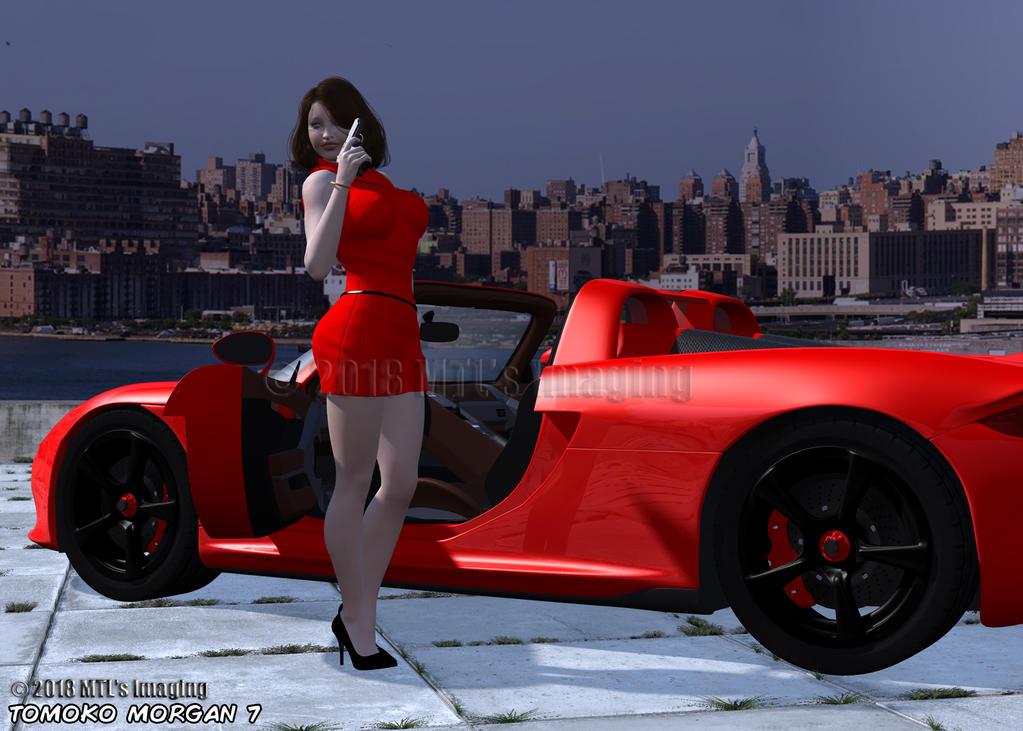 Tomoko Morgan 7 by MTLs-Imaging
