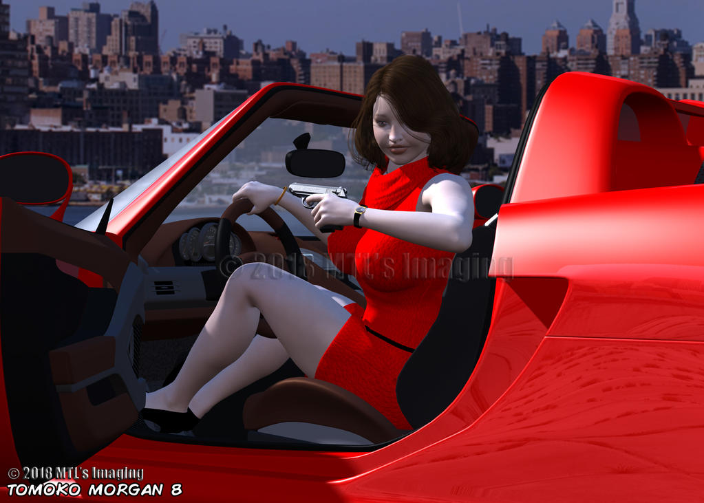 Tomoko Morgan 8 by MTLs-Imaging